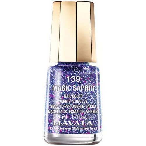 Mavala Nail Color 139 Magic Saphir