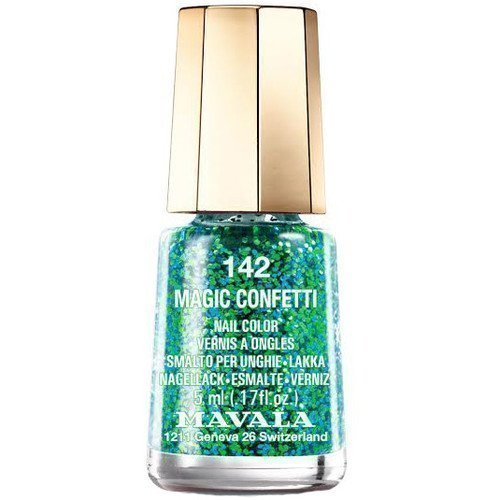 Mavala Nail Color 142 Magic Confetti
