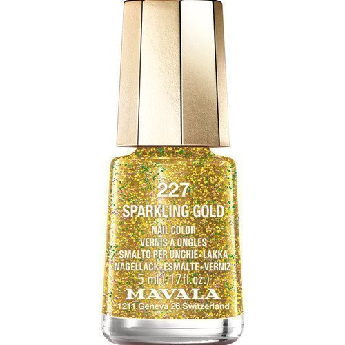 Mavala Nail Color 227 Sparkling Gold