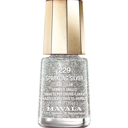 Mavala Nail Color 229 Sparkling Silver