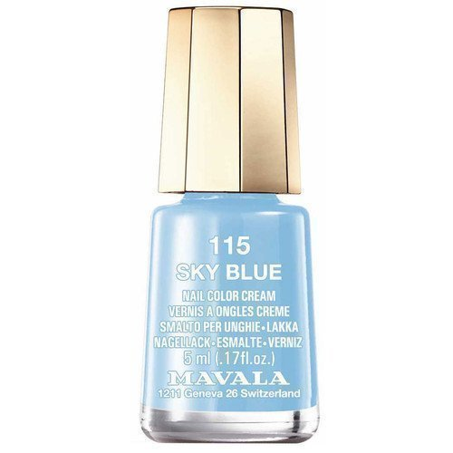 Mavala Nail Color Cream 115 Sky Blue