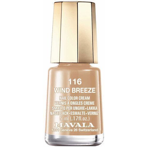 Mavala Nail Color Cream 116 Wind Breeze