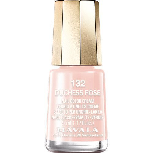Mavala Nail Color Cream 132 Duchess Rose