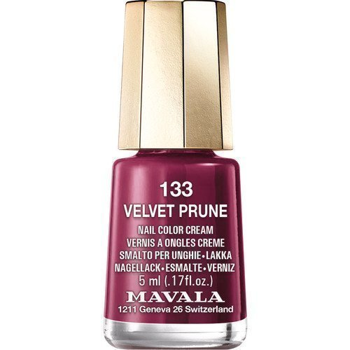 Mavala Nail Color Cream 133 Velvet Prune