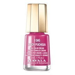 Mavala Nail Color Cream 196 Racy Fuchsia