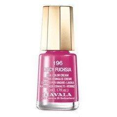 Mavala Nail Color Cream 196 Racy Fuchsia