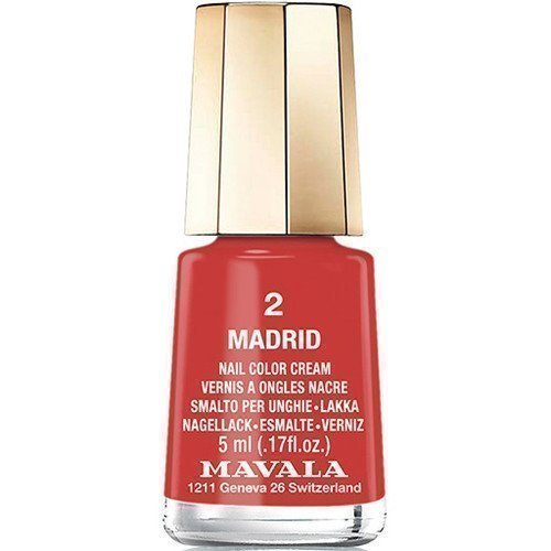 Mavala Nail Color Cream 2 Madrid