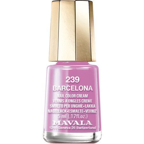 Mavala Nail Color Cream 239 Barcelona