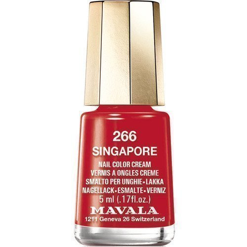 Mavala Nail Color Cream 266 Singapore