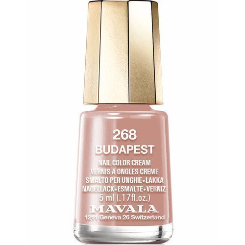 Mavala Nail Color Cream 268 Budapest