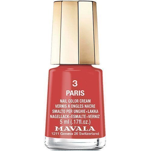 Mavala Nail Color Cream 3 Paris