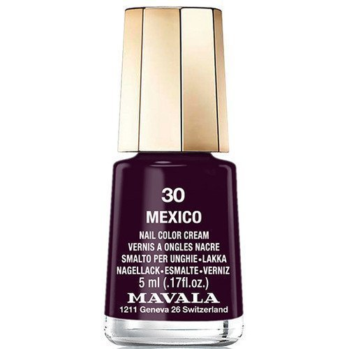 Mavala Nail Color Cream 30 Mexico