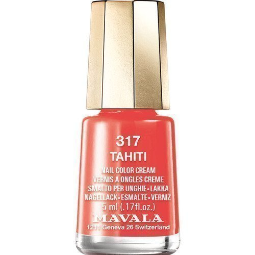 Mavala Nail Color Cream 317 Tahiti
