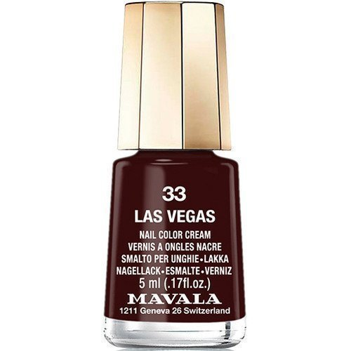 Mavala Nail Color Cream 33 Las Vegas