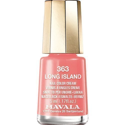 Mavala Nail Color Cream 363 Long Island