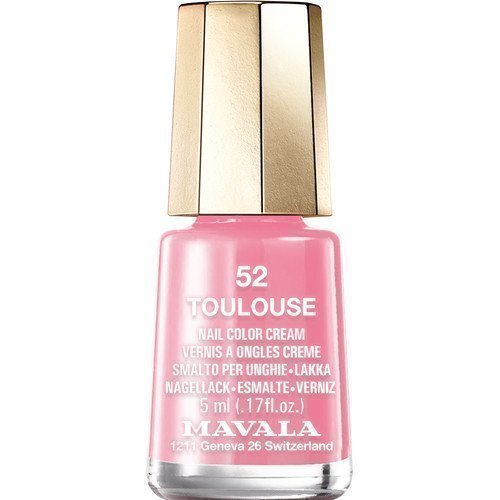 Mavala Nail Color Cream 52 Toulouse