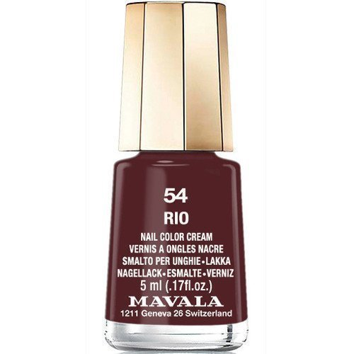 Mavala Nail Color Cream 54 Rio