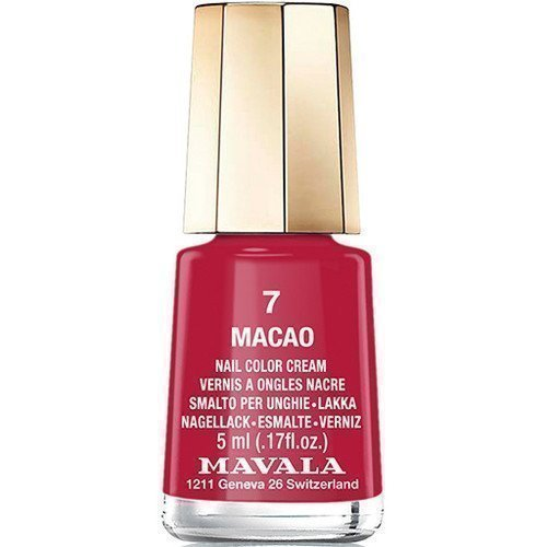 Mavala Nail Color Cream 7 Macao