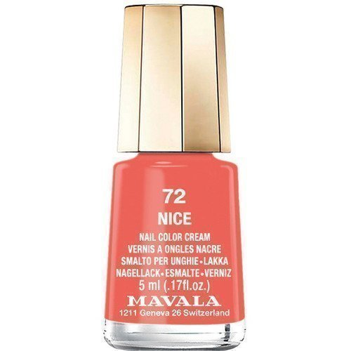 Mavala Nail Color Cream 72 Nice
