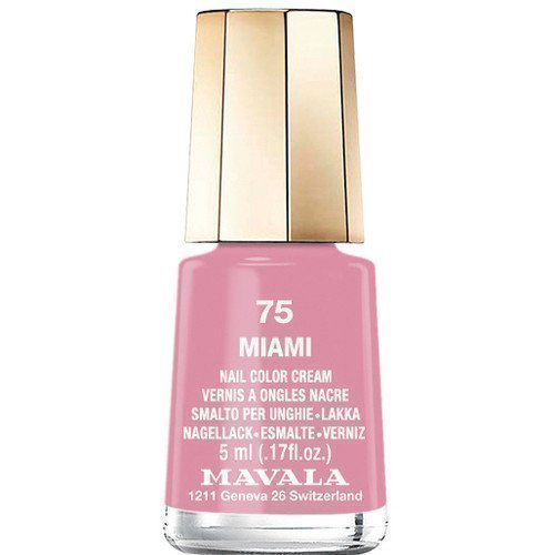 Mavala Nail Color Cream 75 Miami