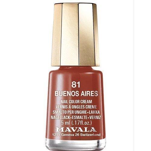 Mavala Nail Color Cream 81 Buenos Aires