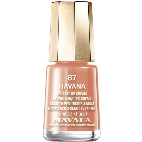 Mavala Nail Color Cream 87 Havana