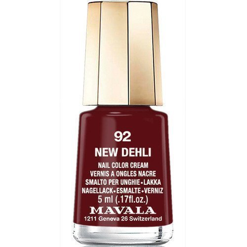 Mavala Nail Color Cream 92 New Dehli