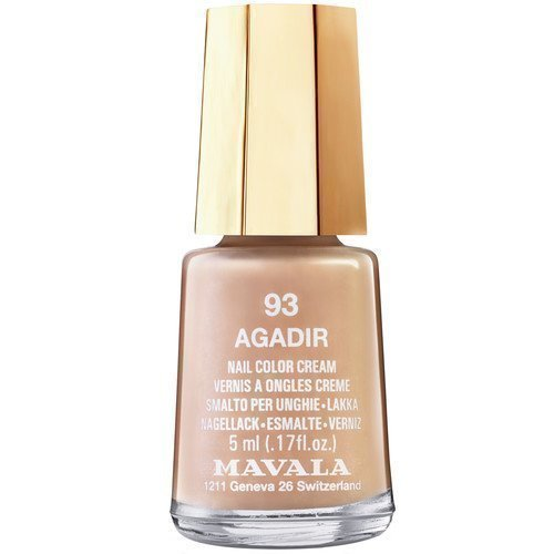 Mavala Nail Color Cream 93 Agadir