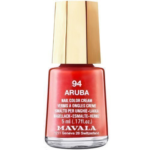 Mavala Nail Color Cream 94 Aruba