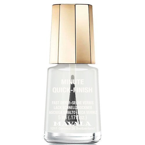 Mavala Nail Color Minute Quick Finish