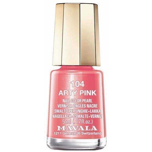 Mavala Nail Color Pearl 104 Arty Pink