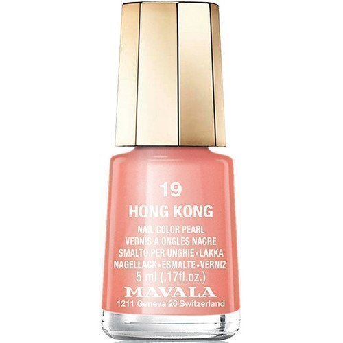 Mavala Nail Color Pearl 19 Hong Kong