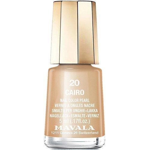 Mavala Nail Color Pearl 20 Cairo