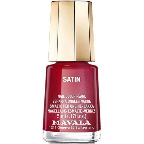 Mavala Nail Color Pearl 256 Satin