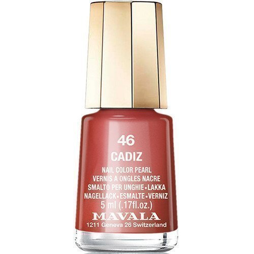 Mavala Nail Color Pearl 46 Cadiz