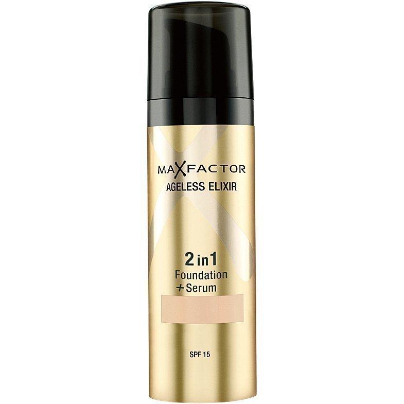 Max Factor Ageless Elixir Foundation 75 Golden