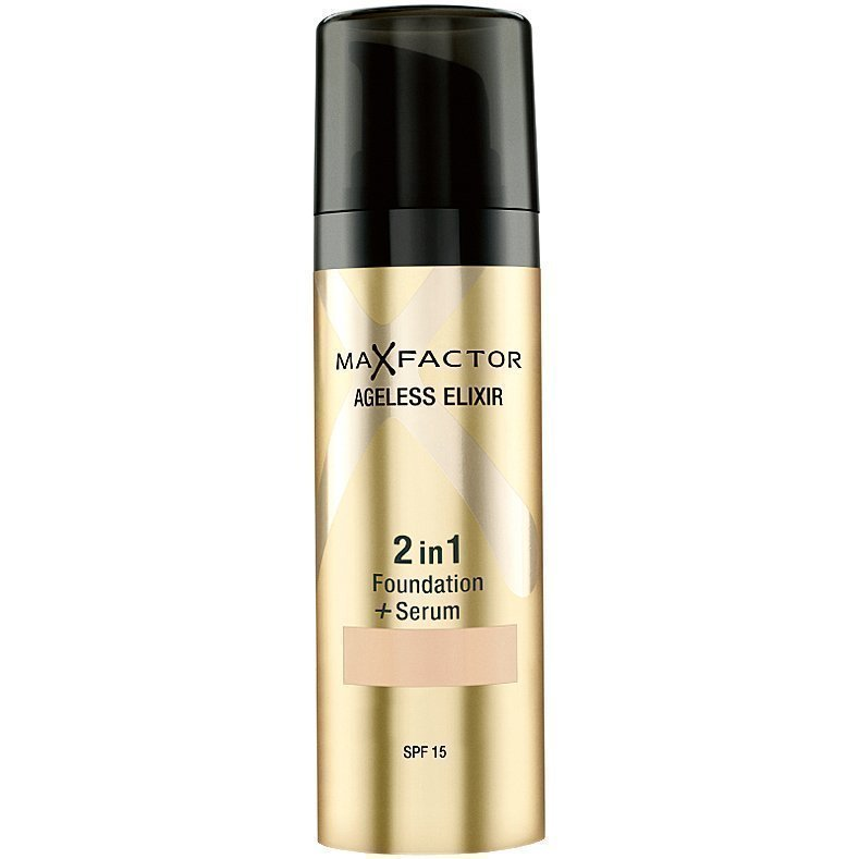 Max Factor Ageless Elixir Foundation 80 Bronze