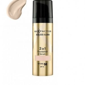 Max Factor Ageless Elixir Foundation Meikkivoide Light Ivory