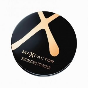 Max Factor Bronzing Powder Aurinkopuuteri Golden