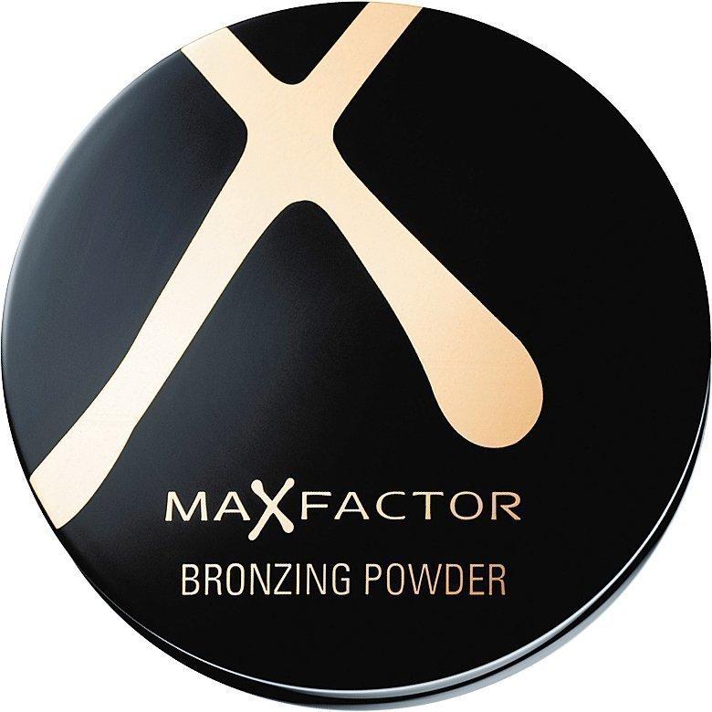 Max Factor Bronzing Powder Bronze 02
