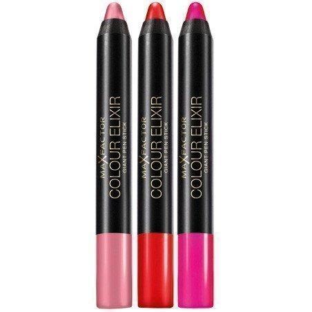 Max Factor Colour Elixir Giant Pen Stick 15 Vibrant Pink