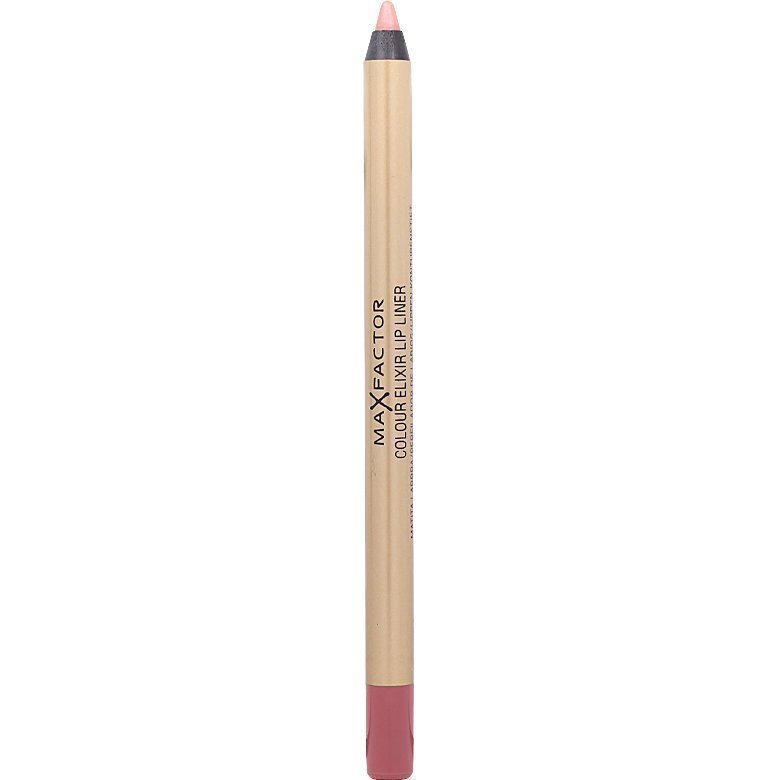 Max Factor Colour Elixir Lip Liner 02 Pink Petal 1