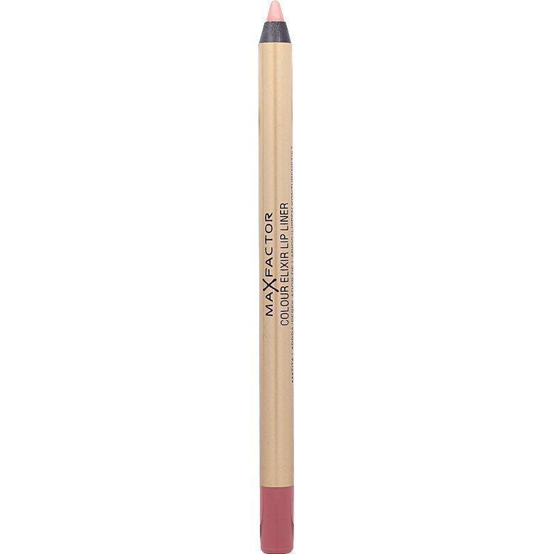 Max Factor Colour Elixir Lip Liner 02 Pink Petal 1