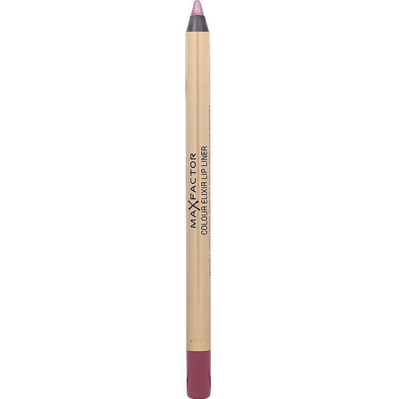 Max Factor Colour Elixir Lip Liner 06 Mauve Moment 1