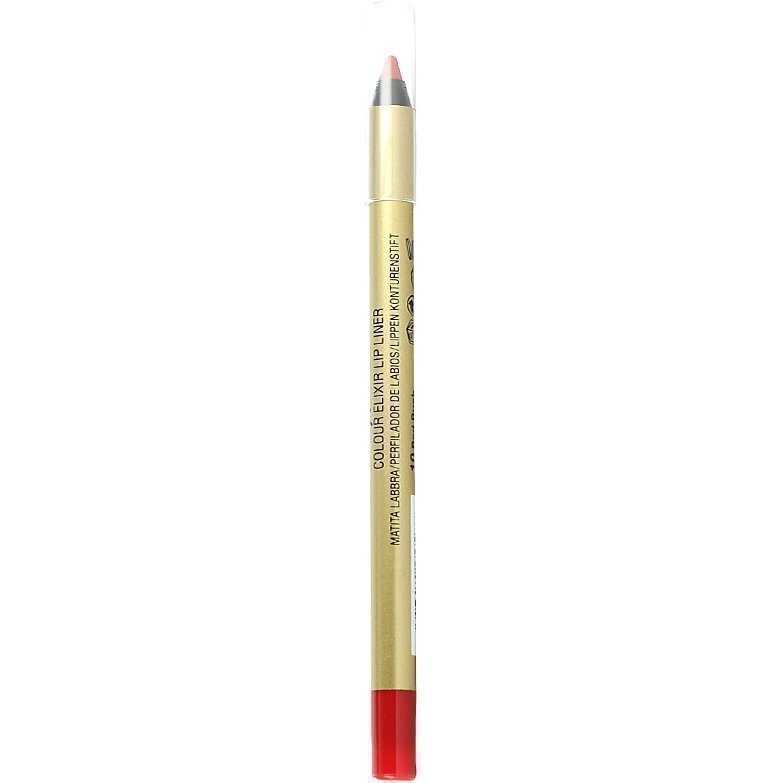 Max Factor Colour Elixir Lip Liner 10 Red Rush 1