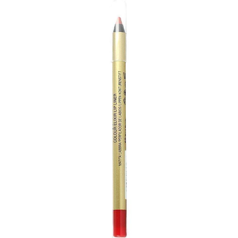 Max Factor Colour Elixir Lip Liner 10 Red Rush 1