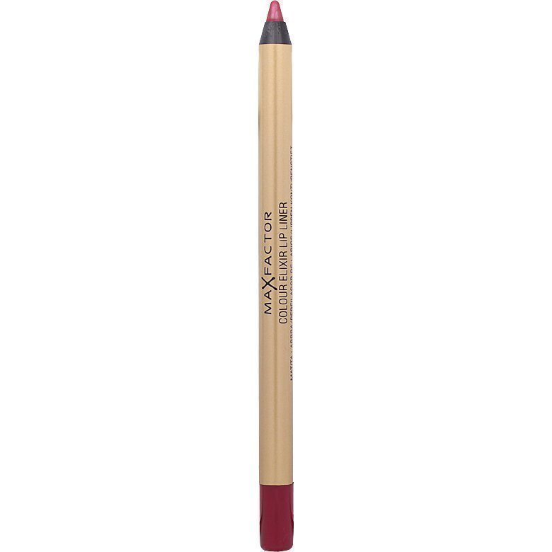 Max Factor Colour Elixir Lip Liner 12 Red Blush 1