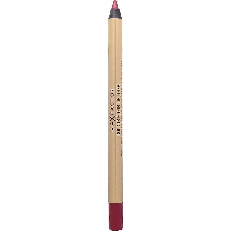 Max Factor Colour Elixir Lip Liner 12 Red Blush 1