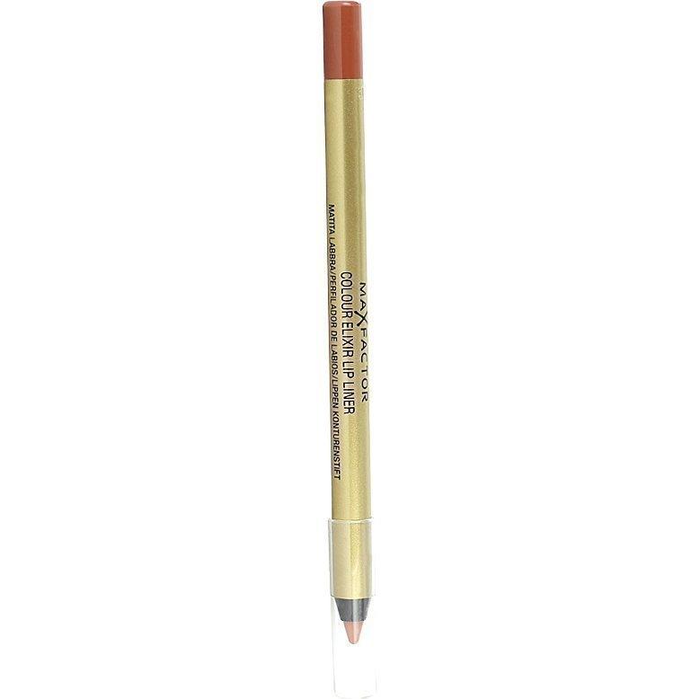 Max Factor Colour Elixir Lip Liner 14 Brown n Nude