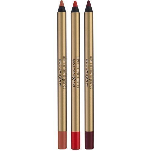 Max Factor Colour Elixir Lip Liner 16 Brown n Bold